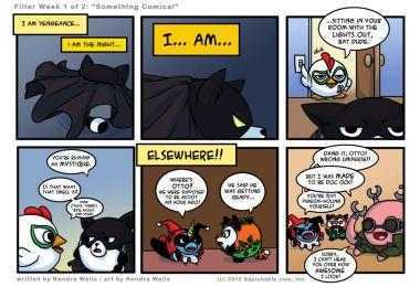 Filler Page 1: Something Comical