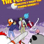 The Fuzzy Five Fearlessly Fight the Zombie Horde by Danielle - 2011 Contest 1st Place Winner!