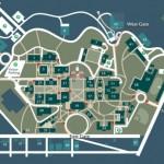 OMSU Campus Map