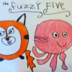 The Fuzzy Five by Anna