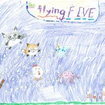The Flying Five by Emma