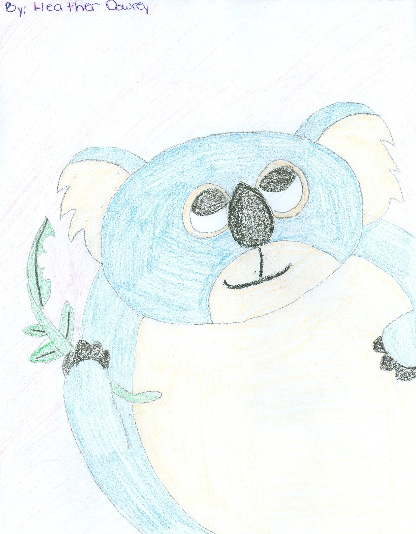 Squishy Koala