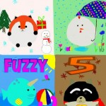 Seasons of Fuzzy 5 by Cydney
