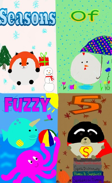 Seasons of Fuzzy 5
